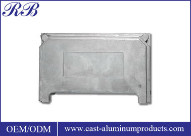 Produce Mold Firstly / Lightweight High Pressure Aluminum Casting Resistance To Deformation